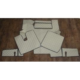 Teljes padló borítás Man TGX 2007 után (Két fiókos)