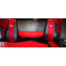 Volvo LUXUS ágyhuzat FH 2013 után