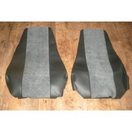 Renault bőr üléshuzat PREMIUM 2002 után