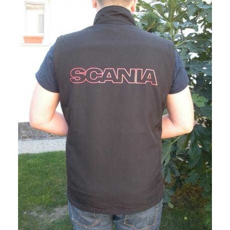 SCANIA Softshell Mellény