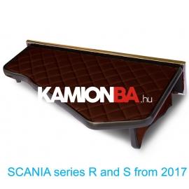 SCANIA MŰSZERFALASZTAL R+S  (közép) 2017