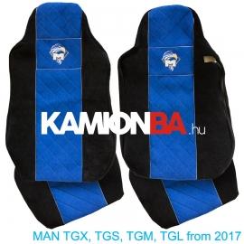 MAN KORD üléshuzat ,TGX,TGS,TGM,TGL 2017 UTÁN (egy bizt. öv)