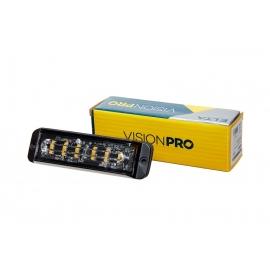 LED-es sárga villogó modul 12/24V