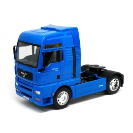 WELLY kamion modell MAN TGX  1:32