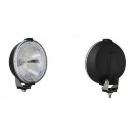 Halogén szúrófény LED körhelyzetjelzővel H3 12V, LED T4W 12V HOS2.38800
