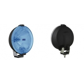 Halogén szúrófény LED körhelyzetjelzővel H3 12V, LED T4W 12V HOS2.38810