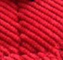 Piros - kordbársony